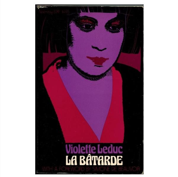 """Couverture du livre """"la Batarde"""" de Violette Leduc"""